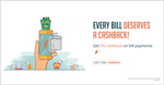 Get 2% cashback on Bill payments at Freecharge