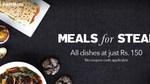 Freshmenu : Meal's starting at Rs. 150
