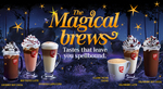CCD offer: Upload bill & get 100 beans on purchase of any Magical Brews