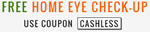 Lenskart : Free Eye Checkup at Home (3 Days) discount offer