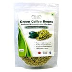 Sinew Nutrition Green Coffee Beans Decaffeinated & Unroasted Arabica Coffee -400gm for weight management