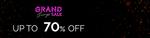 Zivame Grand Saving Sale - upto 70% off