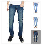 Buy 1 Jeans & Get 2 Free