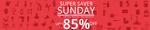 Zotezo Super Saver Sunday – Upto 85% Discount discount offer