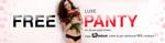 Clovia Winter Wear - Free Luxe Panty + 10% Mobikwik Cashback