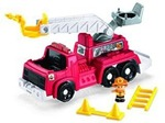 Minimum  50% Off Fisher-Price Michael And His Rescue Rig  (Pink)