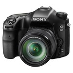 Sony Alpha ILCA-68M (24.2 MP) DSLR Camera (Black)