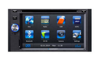 Blaupunkt - Las Vegas 530 - 15.74 cm Digital Tft Touch Screen Display With Bluetooth