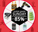 Zotezo Super Saver Sunday : Upto 85% off on Offer Zone