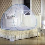 Kawachi Double Bed Size Folding Polyester Mosquito Net