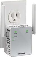 Netgear EX3700 AC750 Mbps Wi-Fi Range Extender Router (White)