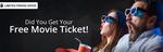 100% Cashback on Movie Tickets (Valid on Min. 1 ticket also)