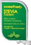 Sweetherb Stevia Sugarfree - 100 Tablets