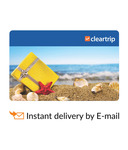 Cleartrip E-Gift Card Upto 20% off