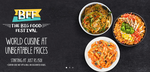Freshmenu - Meals For Steal at Rs.150 only + 20% Ola Money Cashback (upto Rs.75)