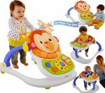 Fisher Price 4 In 1 Monkey Entertainer