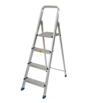 Snapdeal - Dolphin Aluminium Folding Ladder Pro 3 Steps