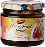 Dabur Honey Fruit Spreads, Plum, 370g