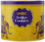 Unibic Festive Cookies, Tin, 500g