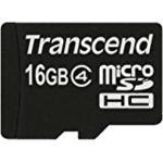 Transcend TS16GUSDC10 16GB Class 10  @ 280