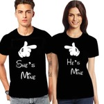 Awesome Tees Mine Couple combo
