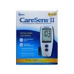 Care Sens II Blood Glucose Monitor - Free 25 Strips