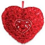 Archies To the One I Love Metallic Heart, Purple (30cm x 30cm)  @ amazon