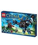 Lego Chima 70008 Gorzans Gorilla Striker