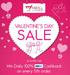 M2ALL:- Valentine's Sale Begins LoveYourCar Win 100% Cash Back