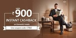 Seal the Deal in the Best Business Hotels! Get instant cashback upto Rs.900