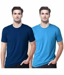 Gallop Multi Round T-Shirt Pack of 2 for Rs 179 @ 78% off on Rs 700