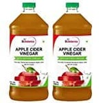 Urban Platter Apple Cider Vinegar with Honey, Ginger, Garlic & Lemon Juice, 500ml