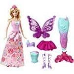 Flipkart - Barbie Endless Hair Kingdom DKB61 40% OFF @ Rs. 509 (Mrp. 849)