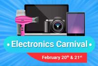 Flipkart Electronics Carnival