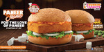 Dunkindonuts : Get Rs.100 off on orders above Rs.400.