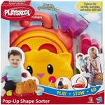 Playskool pop up shape sorter original imaefhynhaghrzsx