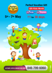 Videocon d2h Khushiyon Ka Weekend Offer-D2h Kids World low price