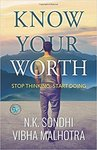 Know Your Worth: Stop Thinking, Start Doing book low price