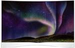 LG 138cm (55) Full HD 3D, Smart, Curved LED TV  (55EA9700, 4 x HDMI, 3 x USB) discount deal