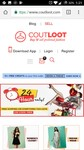 coutloot-top fashion products 80% off+ 100 rs off on everthing you buy