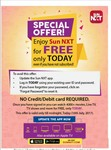 Free sun NXT today only 16-7-17 | DesiDime
