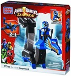 Mega Bloks Power Rangers Blue Zord (Multicolor) discount offer