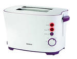 Havelles Feasto 850-Watt Pop-up Toaster (White)