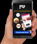 All Deals Free (13-15Aug) on MyDala App