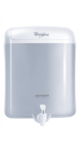 Whirlpool Destroyer World Series 6 L 5 Stage Purification Water Purifier (White)