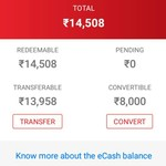 How to make use of Yatra eCash which is expiring in a week.