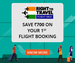 Get Rs.700 ixigo money On Your 1st Flight Booking via IXIGO |no min.