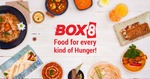 Chicken overload meal worth 258/- at 99/- only at box8