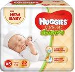 Ultra soft diaper xs 22 huggies original imaesay7bbbv4tcj