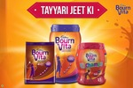 Get 1 month Byju's Subscribtion for class 4/5-Maths & for class 6 to 12-Science/Maths free on Purchase of 500gm Bournvita pack
